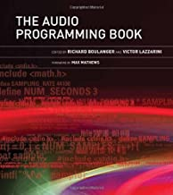 the audio programming book by richard boulanger