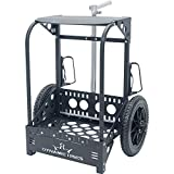 Dynamic Discs Backpack Disc Golf Cart LG by ZÜCA | Sturdy, Patented Frame Doubles as a Portable Disc Golf Seat |...