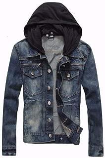 Prime Jeans Jacket For Men, Blue, M