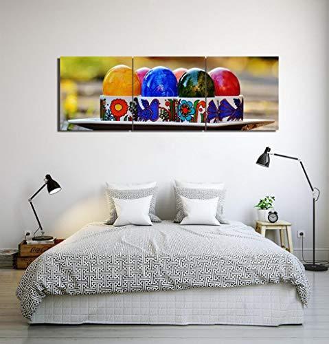 Jjek K- Moderne Minimalistische Abstract Decoratieve Schilderij Woonkamer Slaapbank Achtergrond Muur Opknoping Schilderij Porch Aisle Art Mural Triptych40x40cm Without Frame Multi-04