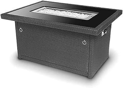 Amazon.com: Century - Chimenea moderna para exteriores ...