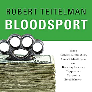 Bloodsport cover art