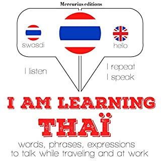 I am learning Thai cover art