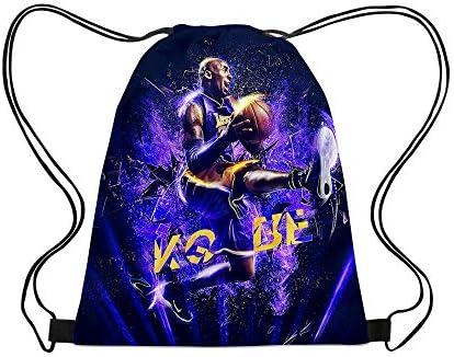 3d Print Drawstring Backpack Rucksack Shoulder Bags Gym Bag Casual Running Daypack 11 One Size product image