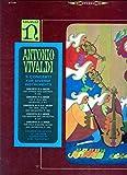 ANTONIO VIVALDI: 5 CONCERTI FOR DIVERSE INSTRUMENTS - vinyl lp. CONCERTO IN A...