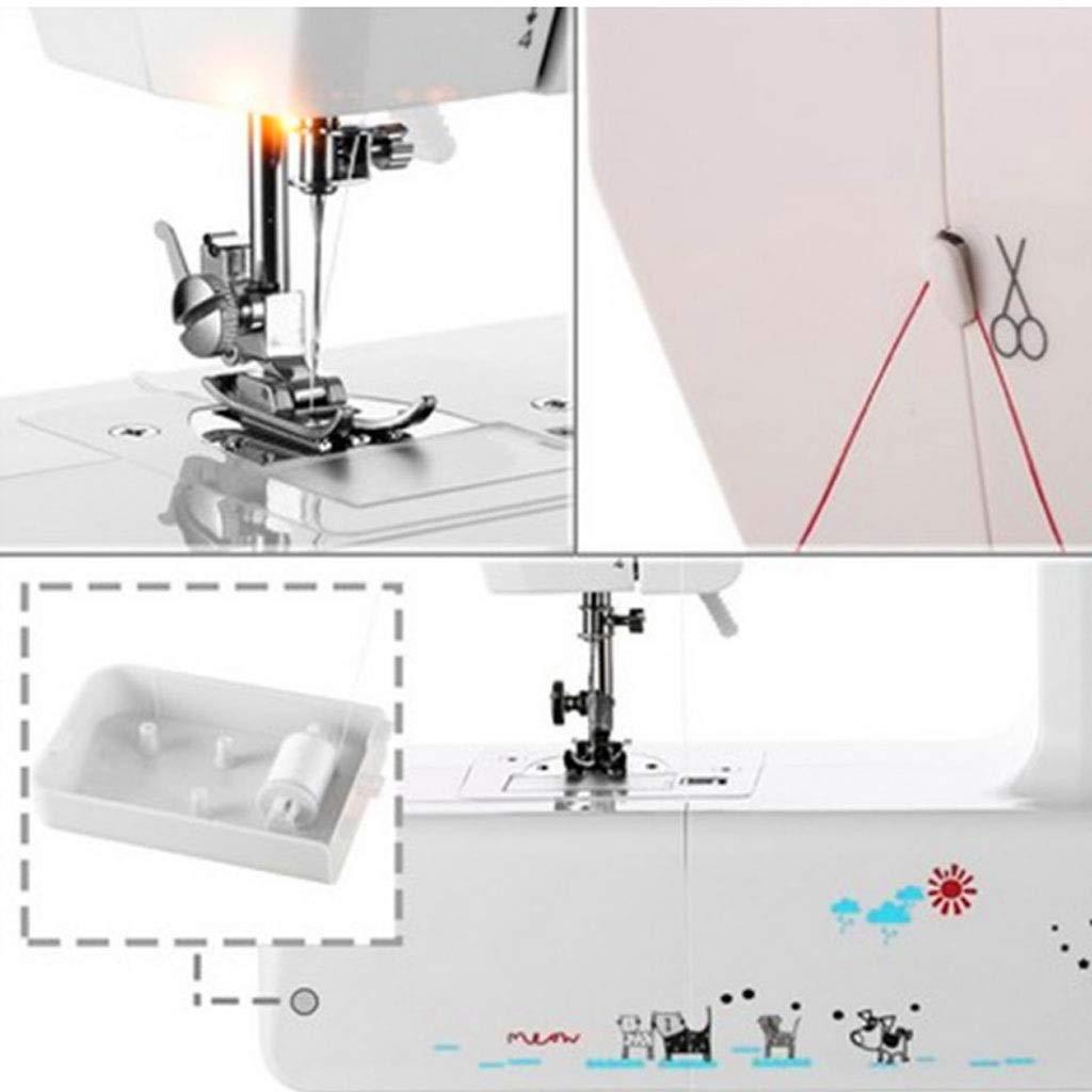 Love lamp Máquinas de Coser Máquina de Coser doméstica eléctrica ...