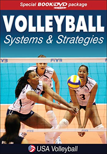 Compare Textbook Prices for Volleyball Systems & Strategies First Edition ISBN 9780736074957 by USA Volleyball