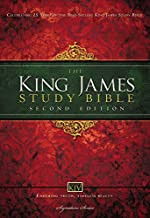 KJV Study Bible, Large Print, Hardcover, Red Letter Edition: Second Edition PDF