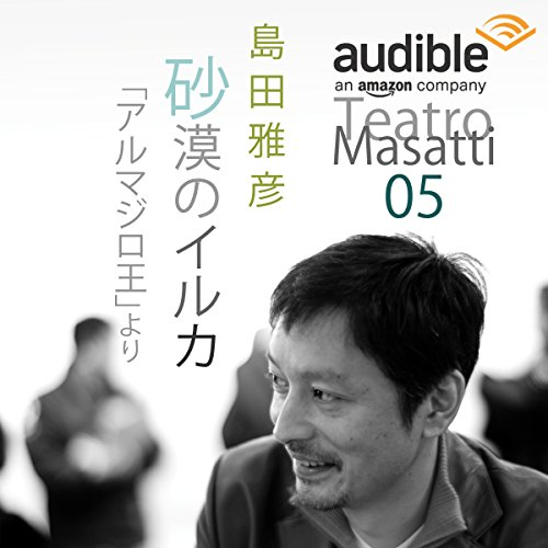 砂漠のイルカ audiobook cover art
