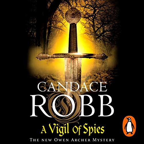 A Vigil of Spies cover art