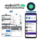 Mobile Phone, Blackview A70 Android 11 Smartphones 4G Dual SIM Phone, 5380mAh Battery,6.517 inches Waterdrop HD+ Screen,13MP Triple Camera,3GB+32GB Octa-Core Phones Unlocked,Fingerprint,Face ID-Black