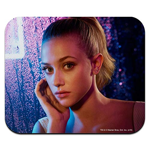 Riverdale Betty Character Low Profile Thin Mouse Pad Mousepad