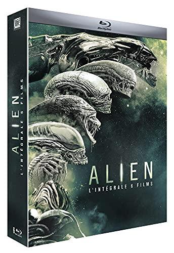 Alien-Intégrale-6 Films [Blu-Ray]