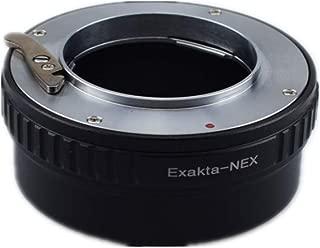Exakta Lens to NEX Mount Adapter, Compatible with Exakta/Auto Topcon Lens & for Sony E-Mount Camera NEX-5T NEX-6 NEX-7 a3000 a3500 a5000 a5100 a6000 a6100 a6300 a6400 a6500