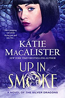 Up in Smoke by [Katie MacAlister]