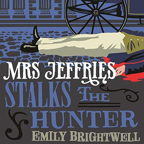 Mrs Jeffries Stalks the Hunter audiobook cover art