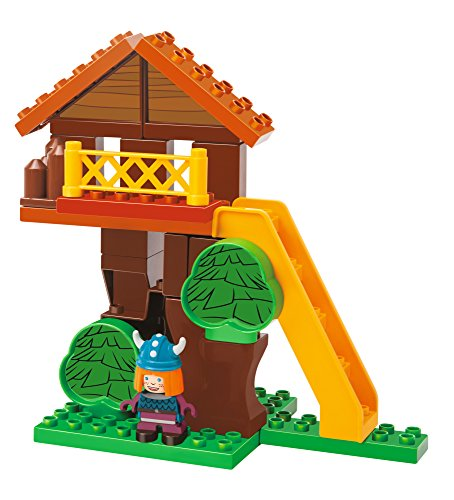 BIG 57065 - PlayBIG Bloxx Wickie Baumhaus