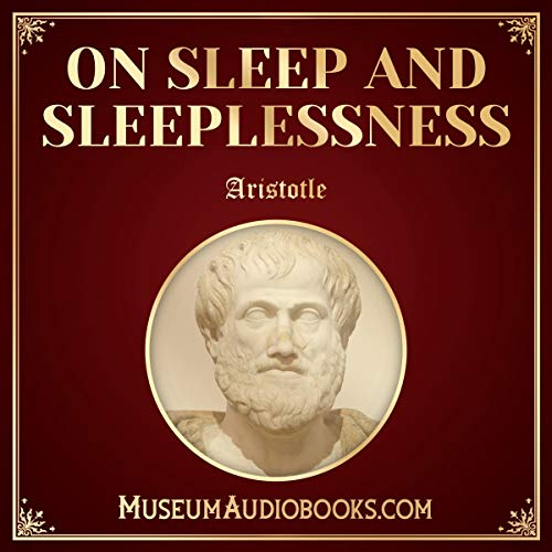 On Sleep and Sleeplessness cover art