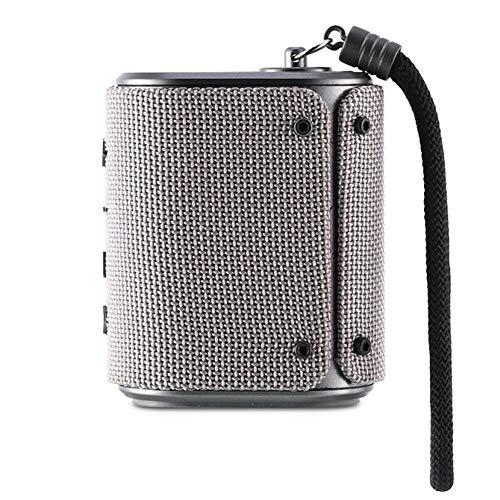 WYGC Speakers Altavoz Bluetooth Portátil IPX6 Impermeable A Prueba de Polvo Micrófono Incorporado para el Hogar, Fiesta y Camping
