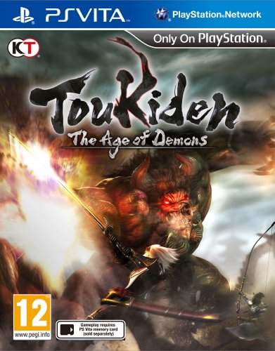 Toukiden The Age Of Demons Sony Playstation PS Vita Game UK
