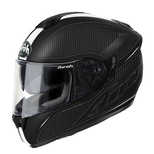 Airoh - casco moto airoh st 701 slash white matt st7sl38 - cas8d - l