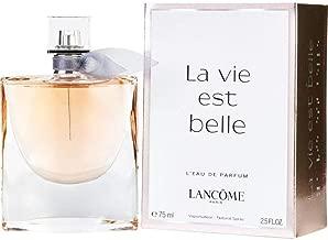 Lancôme La Vie Est Belle L'Eau de Parfum Spray, 2.5 oz. 75ml