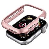 Spigen Thin Fit Compatibile con Apple Watch Custodia per 40mm Series 6/SE/5/4 - Oro Rosa