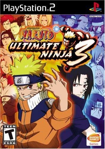 Naruto : ultimate Ninja 3