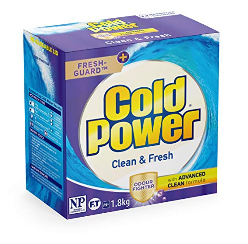 Cold Power Advanced Clean Laundry Detergent 1.8