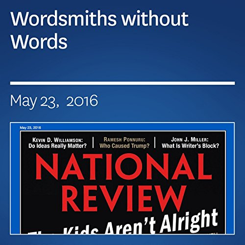 Wordsmiths without Words audiobook cover art