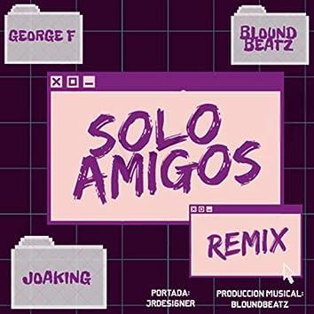 Solo Amigos (Remix)