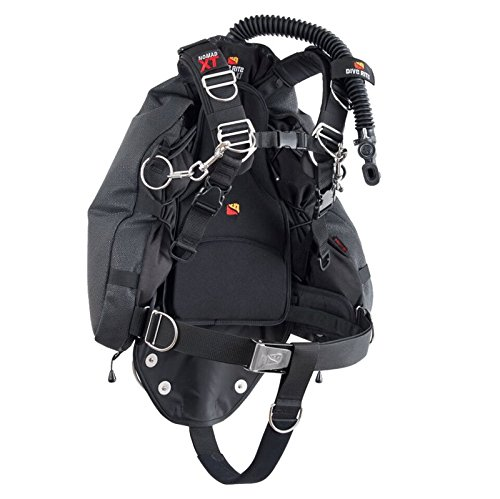 Dive Rite Nomad XT Side Mount Rig with Complete Harness System For Scuba Diving (MD)