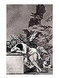 The Poster Corp Francisco De Goya – Der Schlaf der