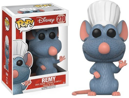 POP! Vinilo - Disney: Ratatouille: Remy