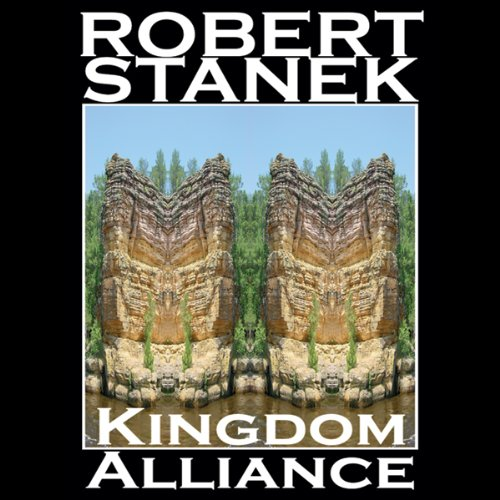 Kingdom Alliance audiobook cover art