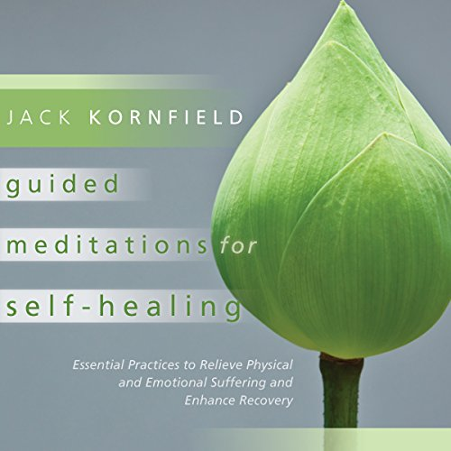Guided Meditations for Self-Healing copertina