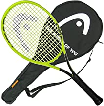 Head 2019 Graphene Extreme 360 Junior 26 Tennis Racquet - Strung with Cover