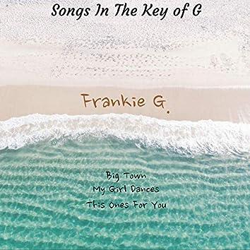 Songs in the Key of G