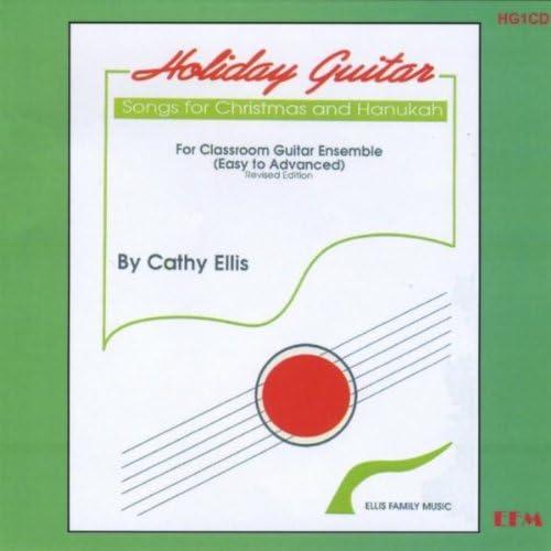 Cathy Ellis, Rene Gonzalez & Donn Legge