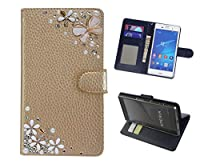 「kaupili」 iPhone7&iPhone8 兼用ケース 鏡/ミラー付き カード収納 スタンド機能 手帳型 お財布機能付き 化粧鏡付き