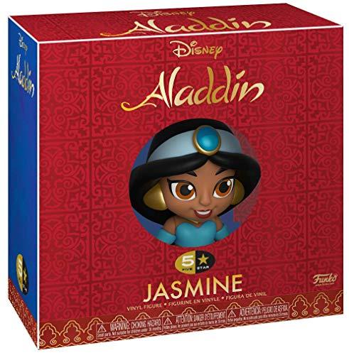 Funko 35766 5 Estrellas: Aladdin: Jasmine, Multi 2