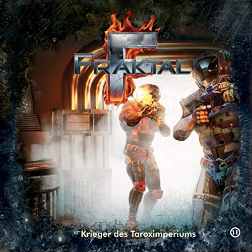 Page de couverture de Krieger des Taroximperiums