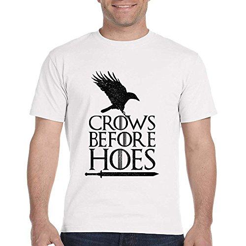 Juego de Tronos John Sno para hombre T Shirt
