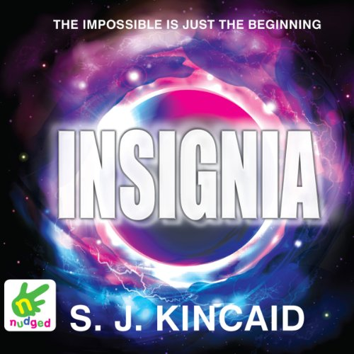 Insignia audiobook cover art