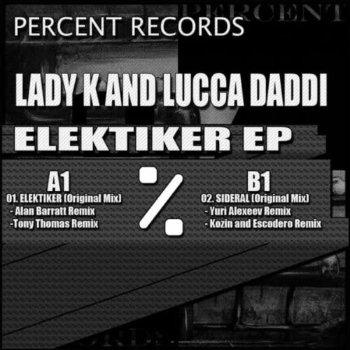 Lady K & Luca Daddi