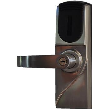 Amazon Com Metechs Keyless Electronic Rfid Card Fob Reader Weatherproof Door Lock Mid300 Right Hand Camera Photo