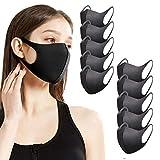 sb components Anti-Staub-Maske Gesichtsmaske Mundmaske, Mode Wiederverwendbare Waschbar Outdoor Unisex Maske, Anti-Verschmutzung Gesichtsmaske (10)