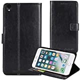 TienJueShi Black Book-Style Flip Leather Protector Case