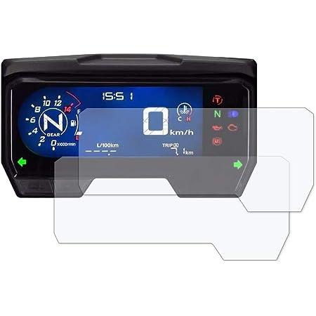Speedo Angels Displayschutzfolie Tachoschutzfolie Für Cbr650r 2019 1 X Ultra Klar 1 X Entspiegelt Auto