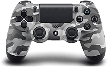 DualShock 4 Wireless Gaming Controller For PlayStation 4 Urban Camouflage gray camo